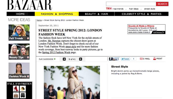 Harper's Bazaar  copia