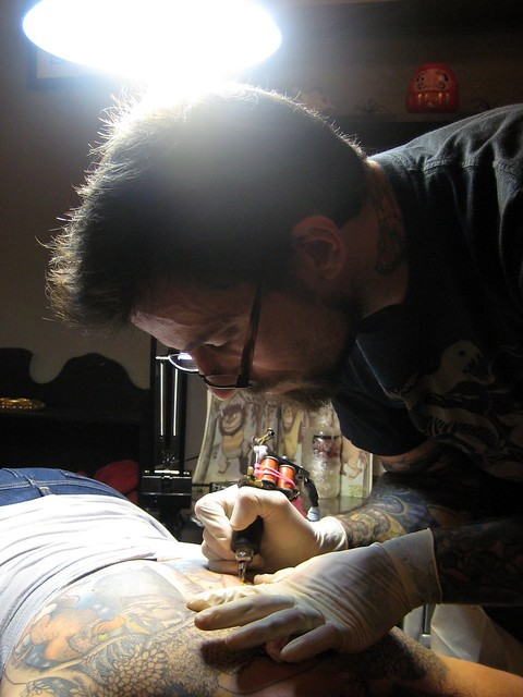 Tattoo, Appointment Six