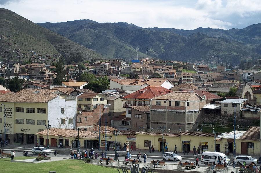 Куско, Перу © Kartzon Dream - авторские путешествия, авторские туры в Индию, тревел фото, тревел видео, фототуры