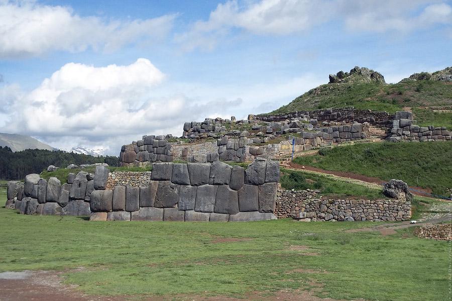 Саксайуаман.Священная долина инков(Куско, Перу) © Kartzon Dream - авторские путешествия