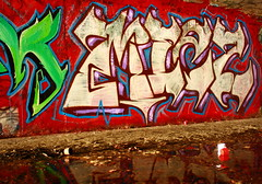 miez (MR. NIC GUY ^.^) Tags: california art graffiti losangeles los angeles lm miez