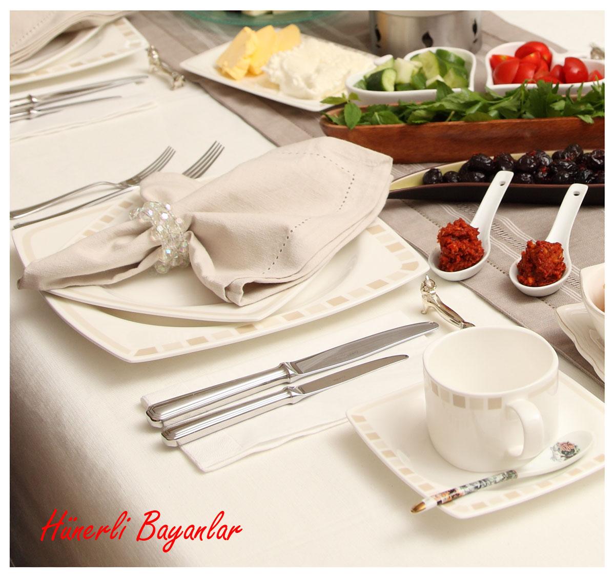 Ülkü ve Aytaç ile Kahvaltı Keyfi-8