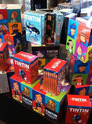 Tintin pas encore général
