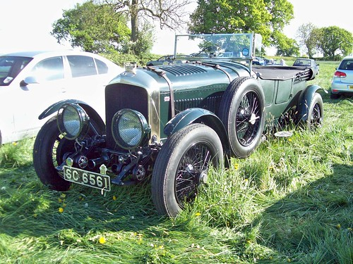 279 Bentley 4.5ltr. (1926-31)