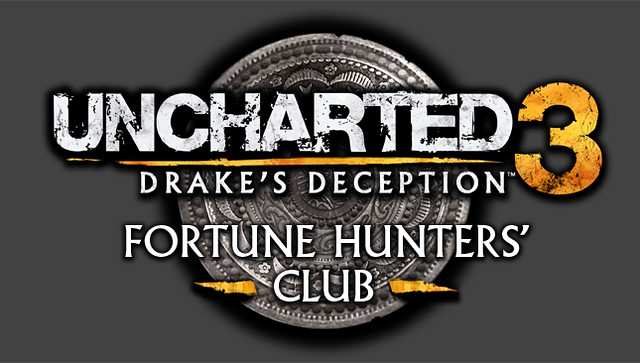 uncharted 3 fortune hunters' club