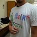 Handmade team T-shirt