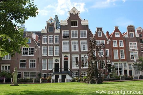 The Begijnhof, Amsterdam
