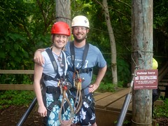 Kauai Adventure Day - Ziplining