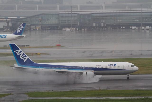 Air Nippon B767-300