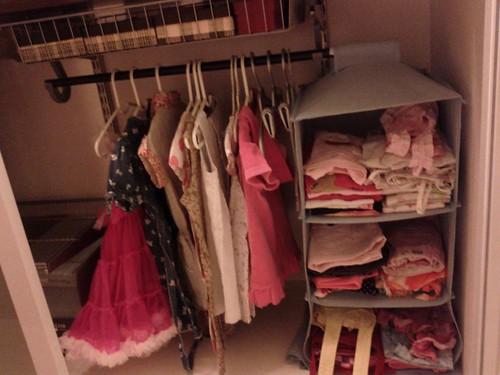 """euna's """"closet"""""""