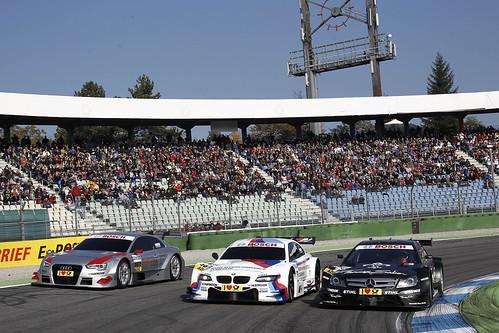 Audi A5 DTM, BMW M3 DTM, AMG Mercedes C-Coupé