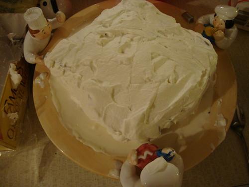 fridge cake