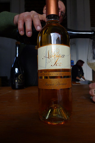 6th stop - a world-class Verduzzo passito
