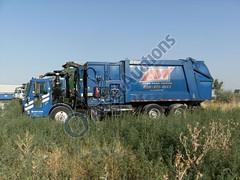 AW Allied Waste Services Volvo Xpeditor WXLL Heil 7000 (Xpeditor Driver) Tags: waste services heil allied whitegmc f7000 wxll