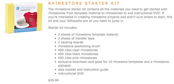 Rhinestonestarterkitscreenshot