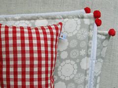 manta + almofada (ins nogueira) Tags: handmade pillow blanket manta almofada pacote
