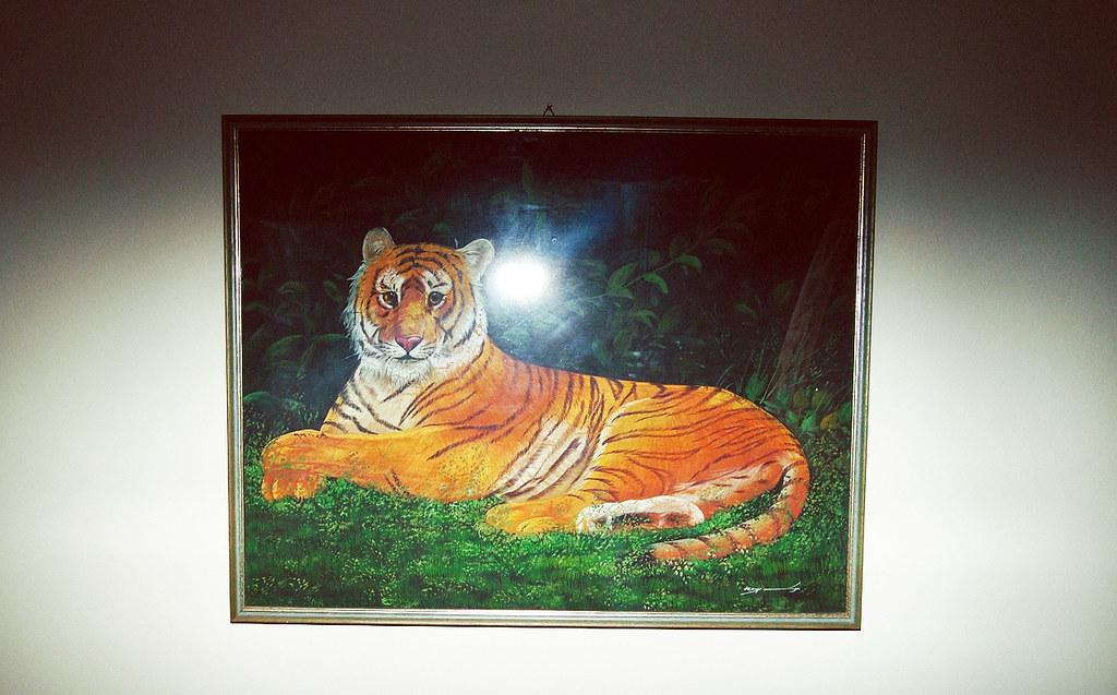 tiger-strange ambition