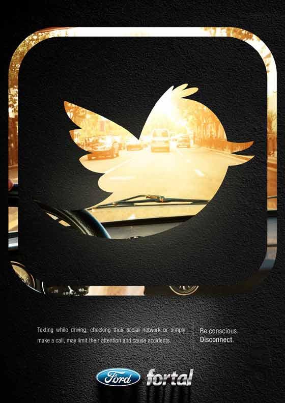 publicidad de ford