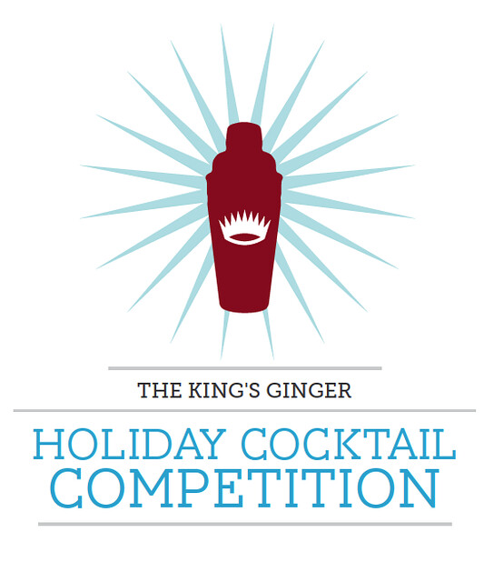 The King's Ginger Holiday Cocktail Competition