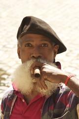 Cigar Man (Summertime Cowboy) Tags: holiday classiccar havana cuba cigar rum cuban clubtropicana 2011