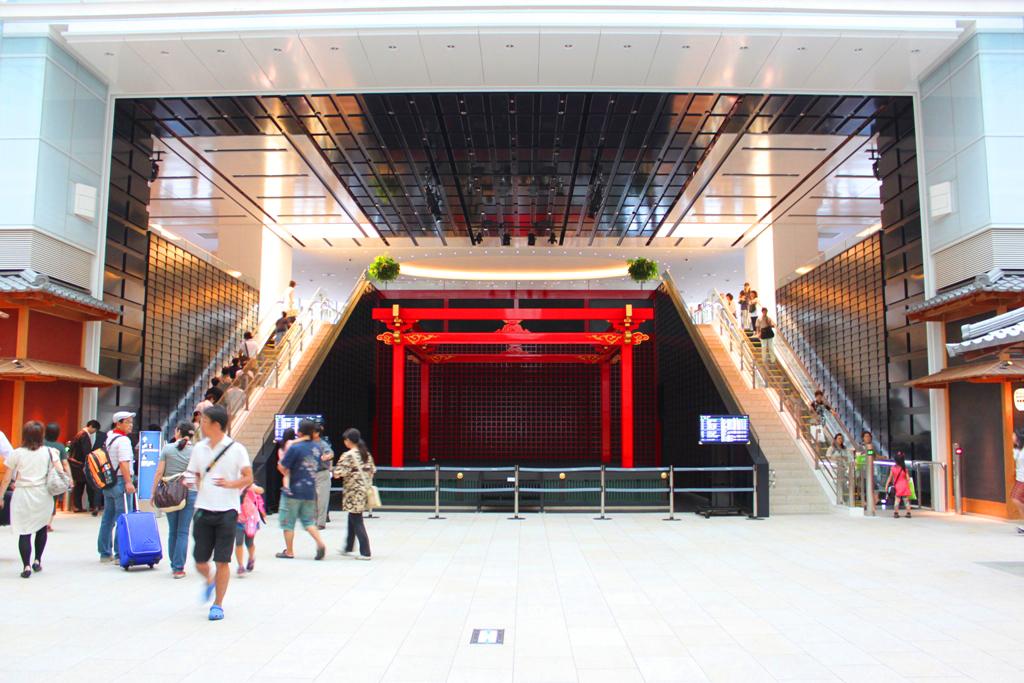 Haneda Airport New international terminal guide  (1)