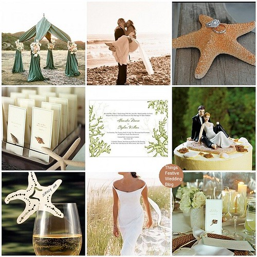 Beach Wedding Theme Image credits resources