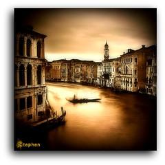 ~ Venice The Gand Canal ~~ (stephgum32807) Tags: venice italy italia kodachrome nikonf2 textured veniza gandcanal imageourtime