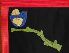 pintinha (Ana Cris 2011) Tags: galinha patchwork aplique