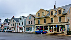 colorful houses (Giovanbattista Brancato) Tags: usa america landscapes massachusetts paesaggi rockport colorfulhouses