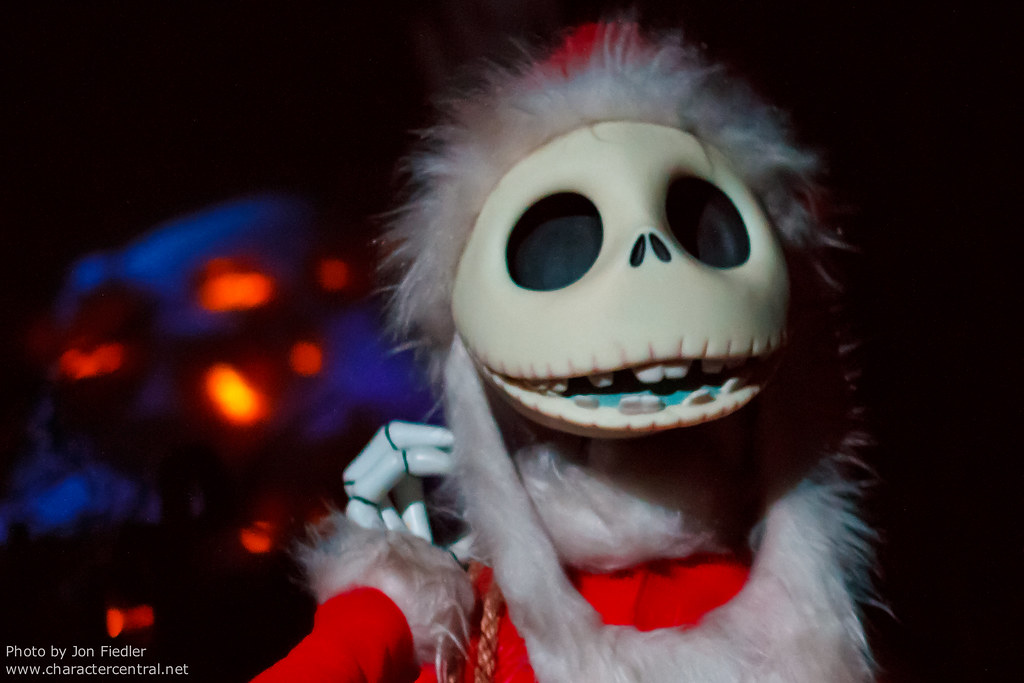Haunted Mansion Holiday Nightmare