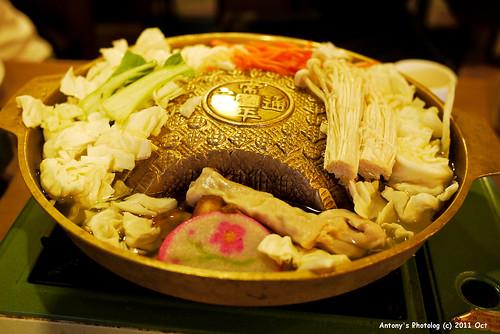 2011.10.29 朝鮮味 韓式烤肉