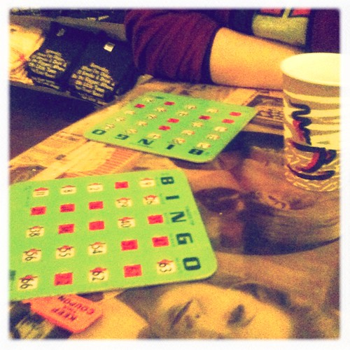 Losing Bingo Cards by apple_pathways, on Flickr