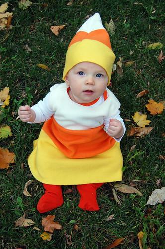 Eleanor's first Halloween