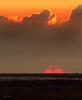 Early morning wings [Explore] (Robyn Hooz) Tags: venice bird clouds canon eos dawn wings nuvole zoom alba horizon flight lagoon volo laguna venezia orizzonte 550d ef70300lis