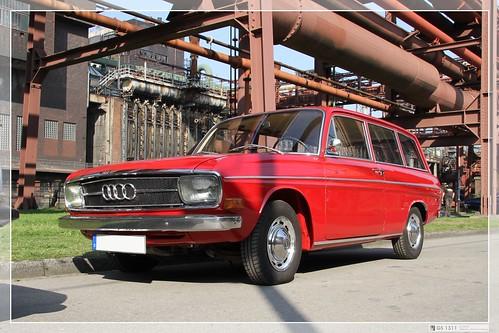 1969 1972 Audi F103 75 Variant 02 1969 1972 Audi F103 75