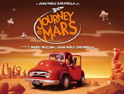 Viaje a Marte de Juan Pablo Zaramella