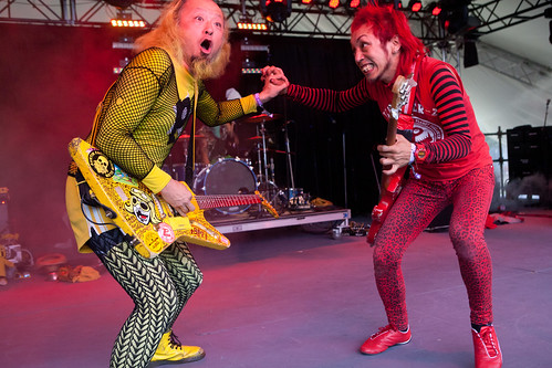 Peelander-Z, at Church tonight