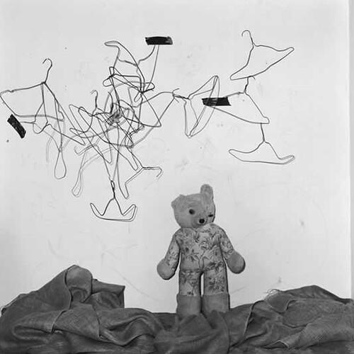 Roger Ballen, Shadow Chamber, Configuration, 2003