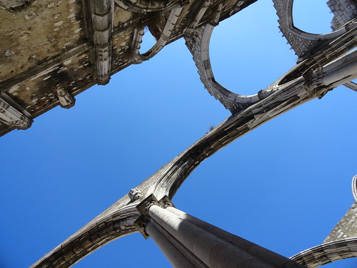 ABC (Alphabet By Camera) #03-C:Chiesa (Carmo Convent)