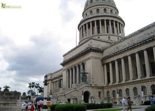 Capital Building of Cuba