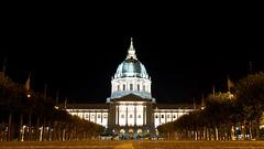 City Hall (Samer Farha) Tags: sanfrancisco longexposure cityhall civiccenter canonefs1022mmf3545usm