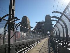 Sydney (simo2582) Tags: new bridge panorama wales bay harbor view state harbour oz south under sydney australian first australia down porto nsw aussie syd oceania