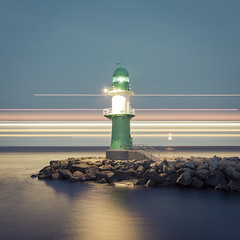 (matthiaswerner) Tags: lighthouse warnemnde