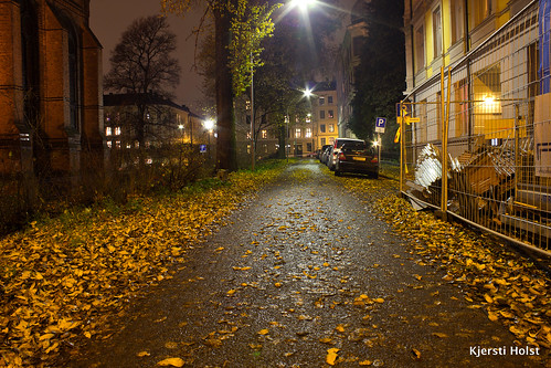 Autumn in Oslo, Norway