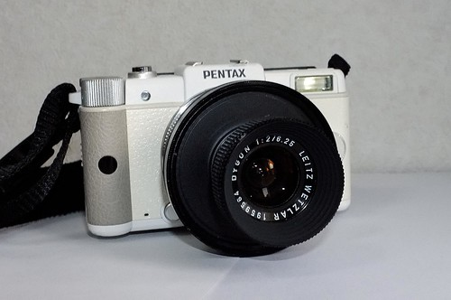 Pentax Q+01Standard Prime with dygon 6.25mm
