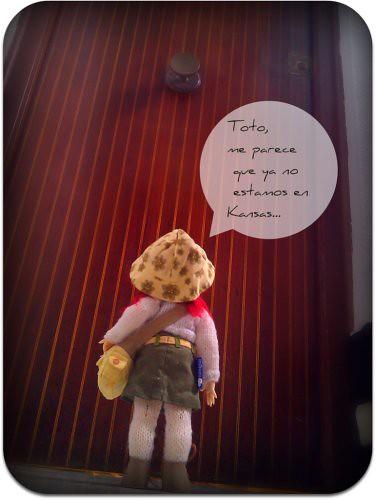 Llegada de Dora