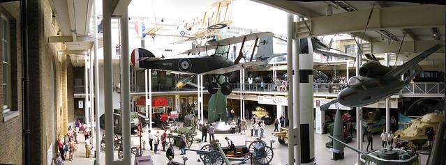 Imperialwarmuseumatriumpanorama