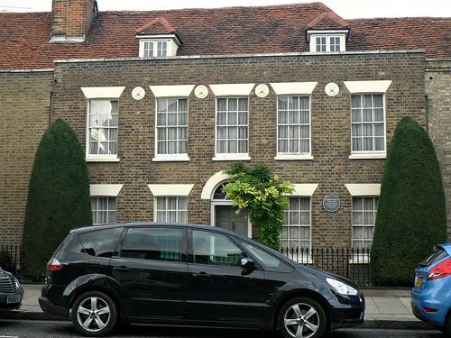 Dorothy Sayers's house