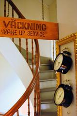 wake up service