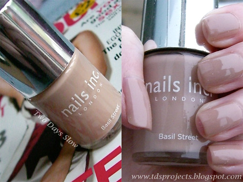 Nails Inc - Basil Street